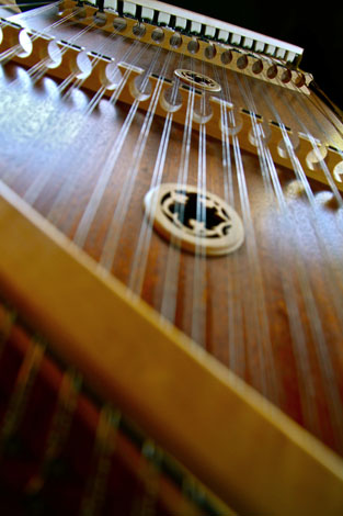 Dusty Strings Hammered Dulcimer